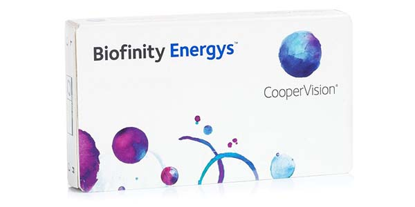 Biofinity Energys (6 pack)
