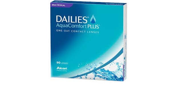 Dailies Plus Multifocal (90)